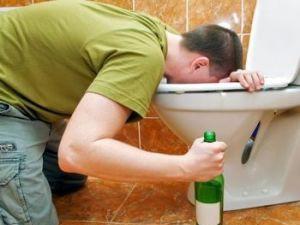 Нашатырь при отравлении алкоголем