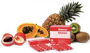 фрукты и Вобэнзим