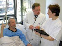 Выявление стадий рака предстательной железы