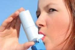 Бронхиальная астма - причина кашля