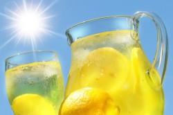 Лимонный сок для снижения температуры