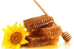 Лечение кашля медом