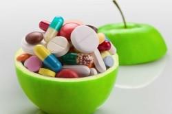 Прием медикаментов при гайморите