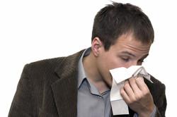 Насморк - противопоказание к использованию камфорного масла для ушей