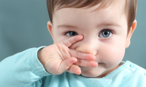 Проблема заложенности носа у детей