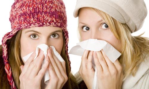 Проблема корок в носу