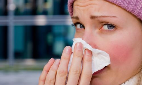Проблема простудных заболеваний