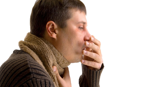 Проблема першения в горле и сухого кашля