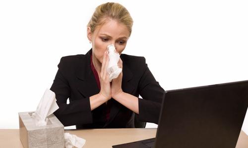 Проблема воспаления носа