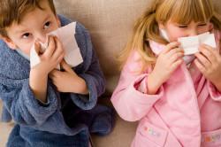 Простуда - причина соплей оранжевого цвета