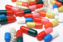 Разные группы препаратов при болезни