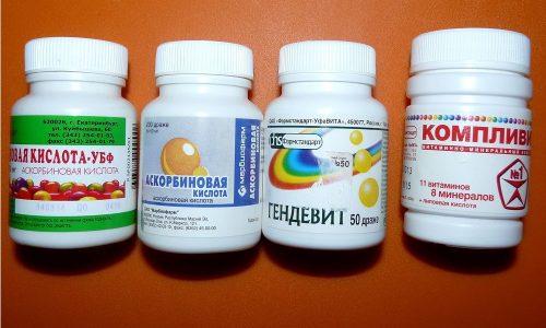 Польза витаминов при низком гемоглобиней