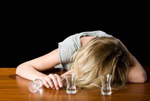 двушка с алкоголем
