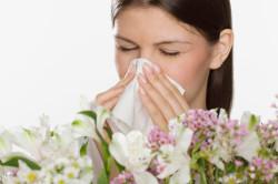 Аллергия - причина длительного насморка