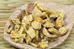Корень алтея при кашле