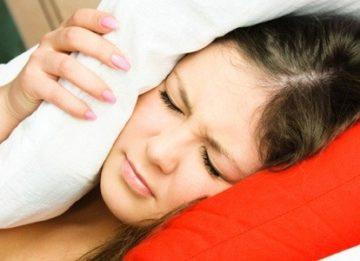 Возникает зуд и боль в ушах?