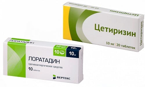 Цетиризин и Лоратадин являются популярными препаратами для лечения аллергических реакций