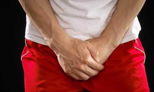 Воспаление мочевого пузыря у мужчин встречается намного реже, чем у женщин, что обусловлено строением уретры