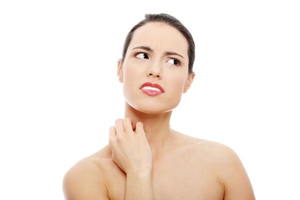 Генерализованный кожный зуд