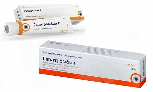 Гепатромбин Г избавляет от кровяных сгустков и воспаления в геморроидальных узлах