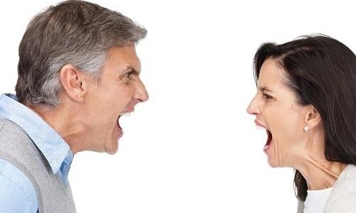 Гнев на кого-либо, которую человек держит в себе, ищет выход наружу и иногда выходит через ткани прямой кишки