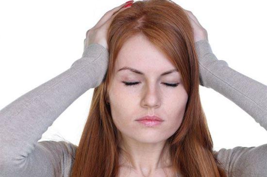 голова болит