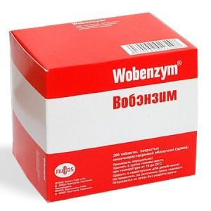 упаковка Вобэнзина