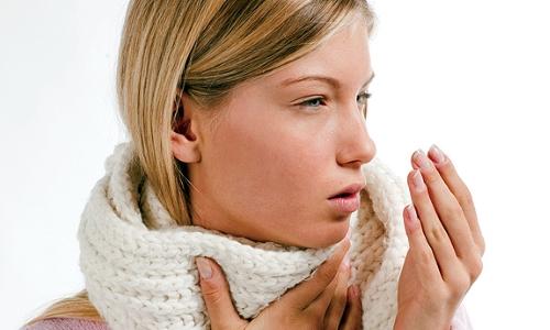 Проблемы горла