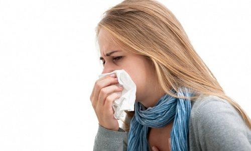 Проблема кашля
