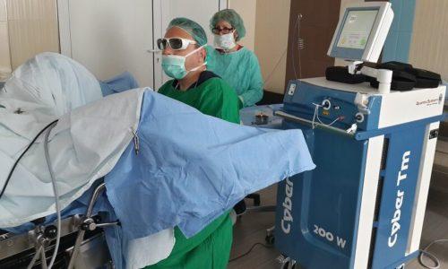 Внешний геморрой, который не поддаётся медикаментозной терапии, применяют тромбоэктомию – вид хирургического вмешательства