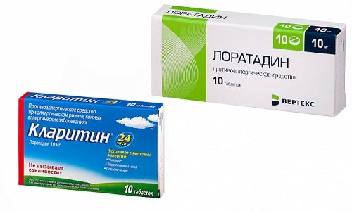 Лоратадин или Кларитин являются антигистаминными лекарствами и используются не только как противоаллергические средства