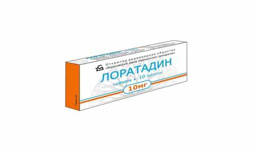 Лоратадин снижает концентрацию гистамина в крови