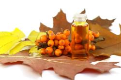 Облепиховое масло для лечения облысения