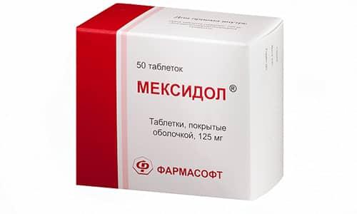Мексидол способствует укреплению клеточных мембран