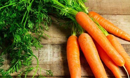 Необычным вкусом обладает первое блюдо с морковью и манной крупой