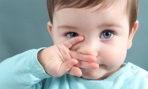 Проблема зеленых соплей у детей