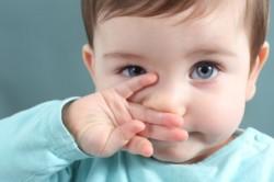 Хронический насморк у детей с аденоидами