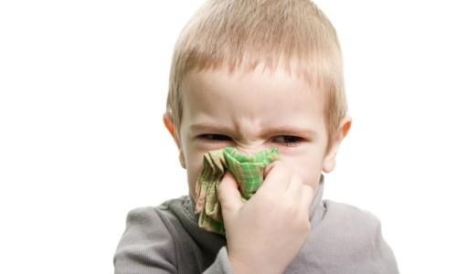 Проблема густых соплей у ребенка