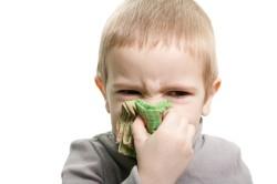 Инфекция - причина отита