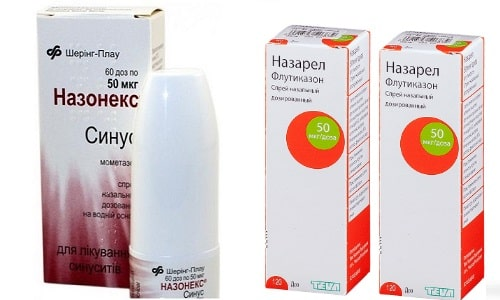 Применение Назонекса и Назарела при лечении хронического аллергического ринита является эффективным способом проведения терапии