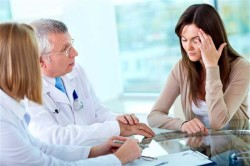 Консультация врачей при мигрени