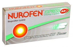 Нурофен - нестероидное противовоспалительное средство