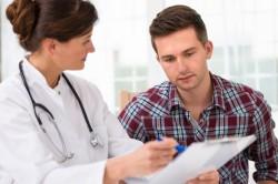 Лечение гайморита под контролем врача