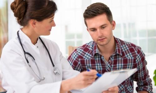 Лечение сухого кашля под контролем врача