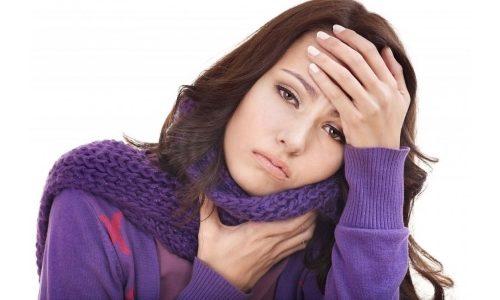 Проблема осипшего горла