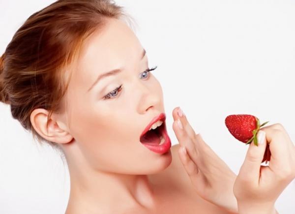 Пищевая аллергия на клубнику
