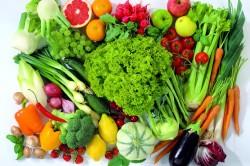 Питание богатое витаминами