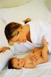 Женщина и ребенок