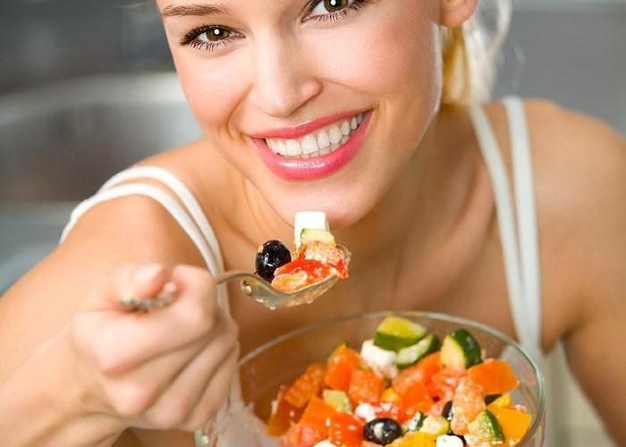 Правильный образ жизни и правильное питание
