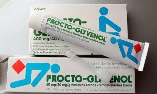 Прокто-Гливенол считается одним из часто назначаемых средств при геморрое